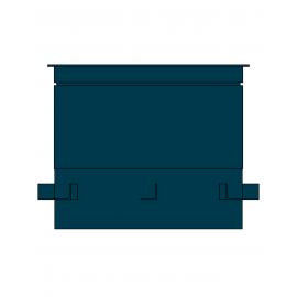 Стаканы для вентиляторов ВКР, поддоны к стаканам