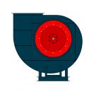 Вентилятор радиальный (центробежный) жаростойкий ВЦ 4-76 №10 Ж-02